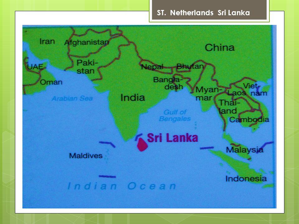 ST. Netherlands Sri Lanka