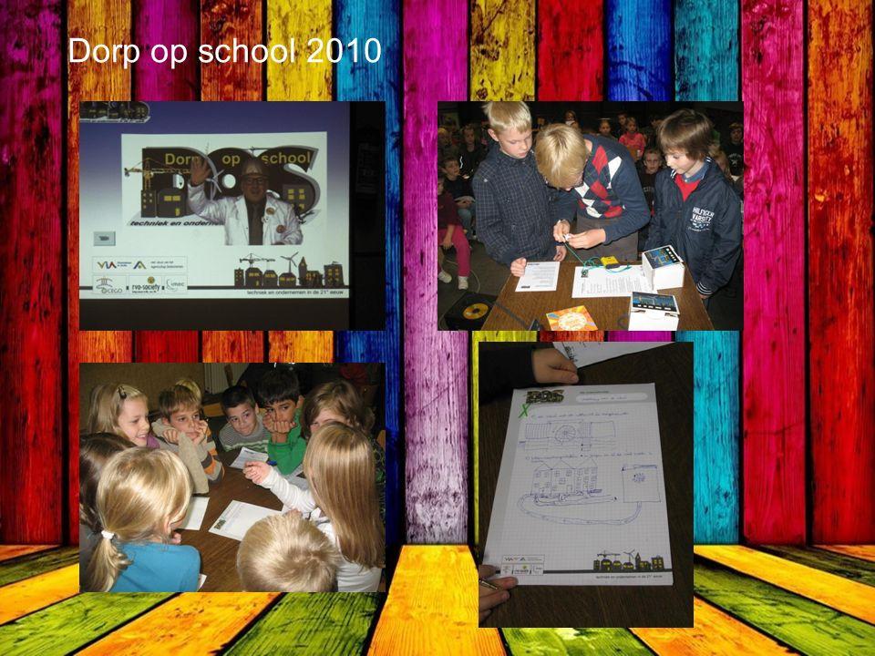 Dorp op school 2010