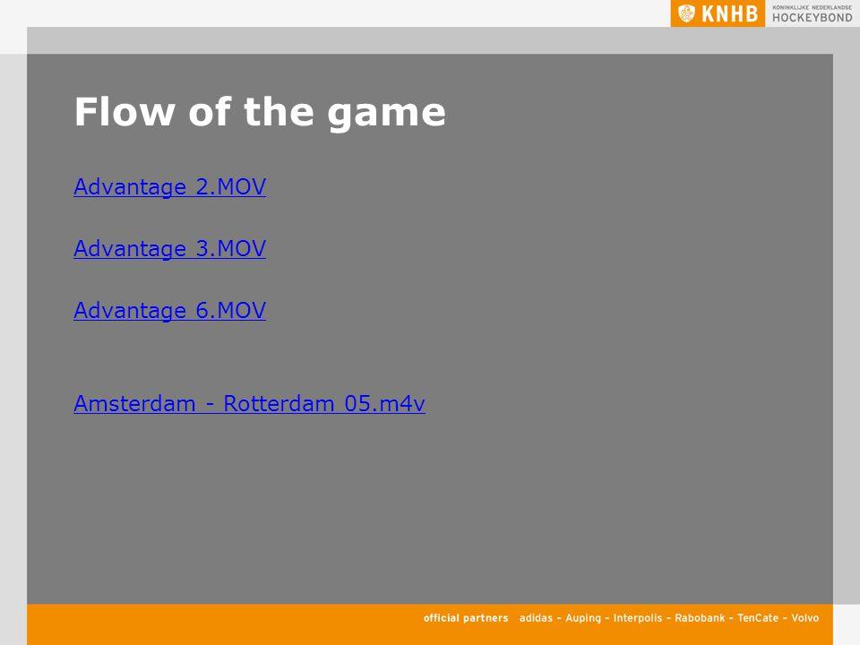 Flow of the game Advantage 2.MOV Advantage 3.MOV Advantage 6.MOV Amsterdam - Rotterdam 05.m4v