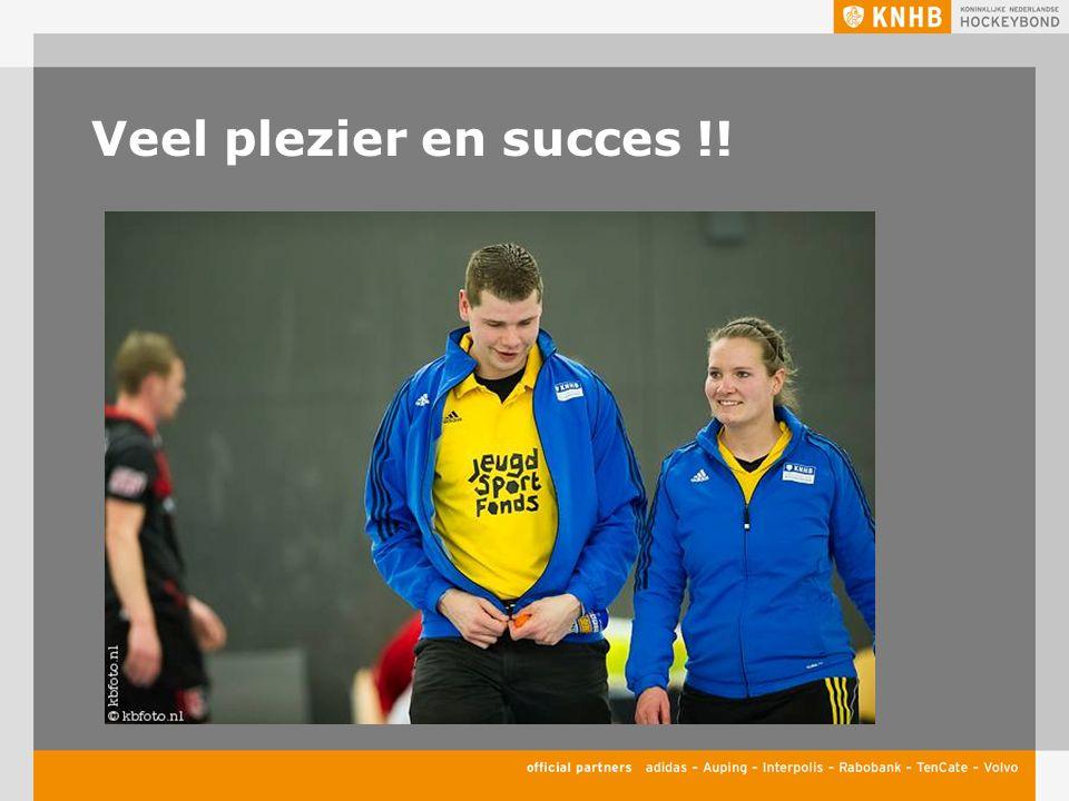 Veel plezier en succes !!