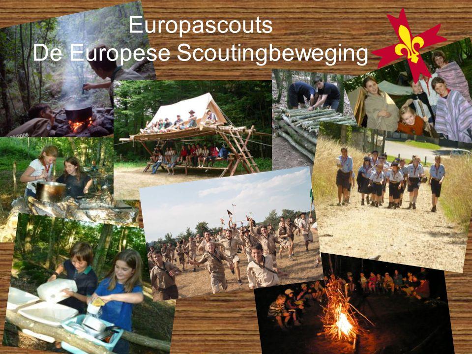 Wie zijn de oprichters van Scouting en Europascouts.