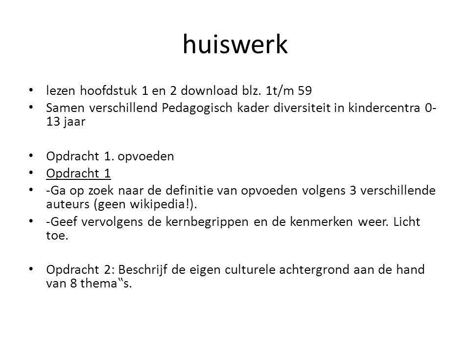 huiswerk lezen hoofdstuk 1 en 2 download blz.