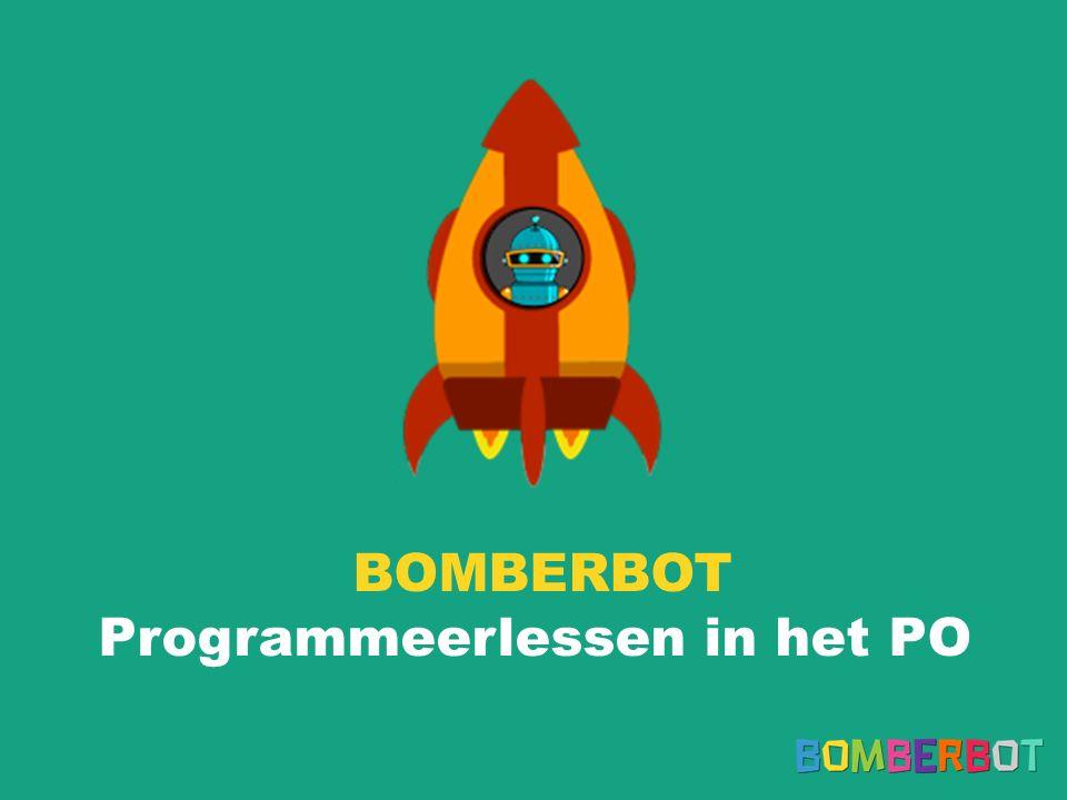 Het is onze missie om jongens en meisjes over de hele wereld computationele denkvaardigheden bij te brengen. WELKOM BIJ BOMBERBOT.