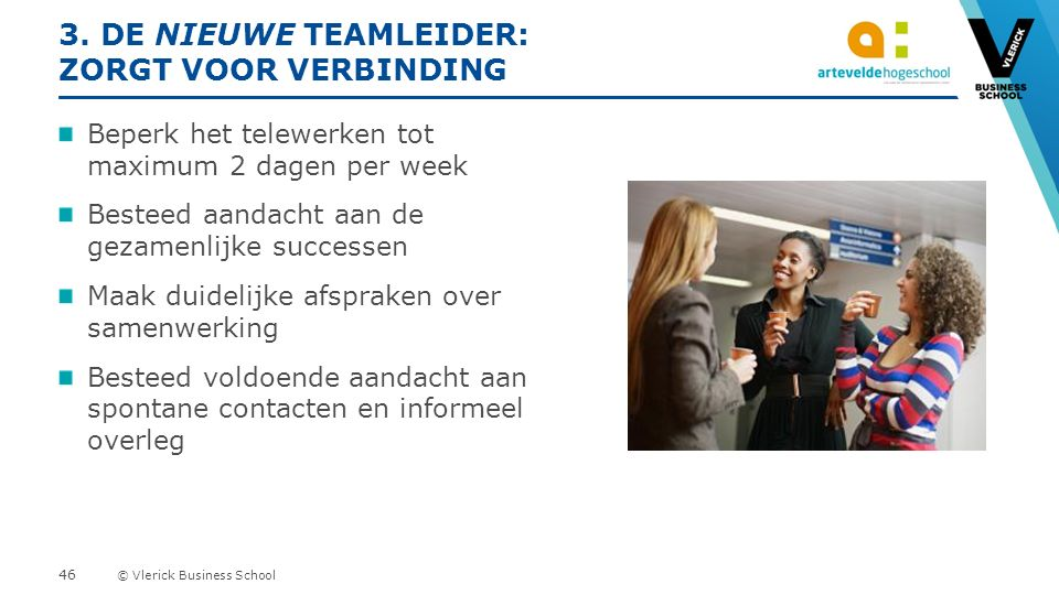 © Vlerick Business School 3.