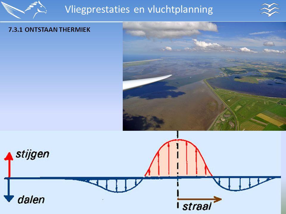 Vliegprestaties en vluchtplanning 7.3.1 ONTSTAAN THERMIEK