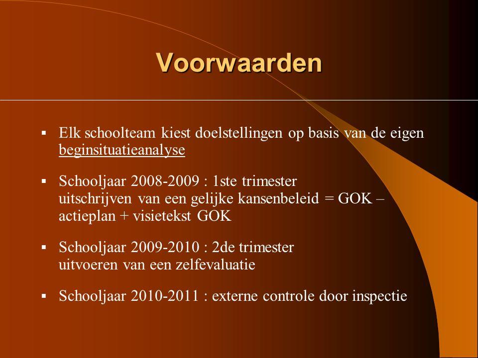 Opvragen van de leerlingenkenmerken (3)  Vanaf 01/09/2011 zal echter ook voor de berekening van de omkadering van de scholen gebruik gemaakt worden van de indicatoren van het nieuwe financieringssysteem.