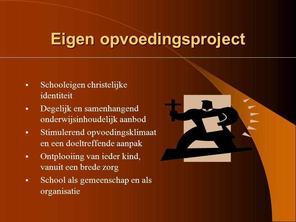 Inhoudstafel LOGBOEK GOK 1.Eigen opvoedingsproject 2.