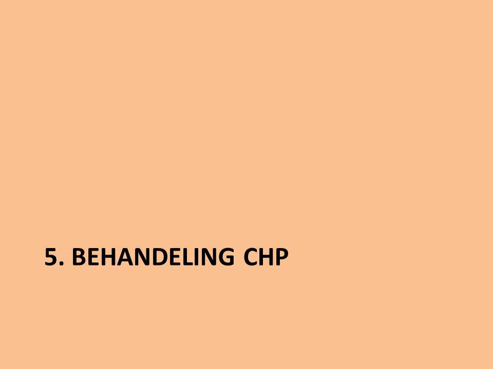 5. BEHANDELING CHP