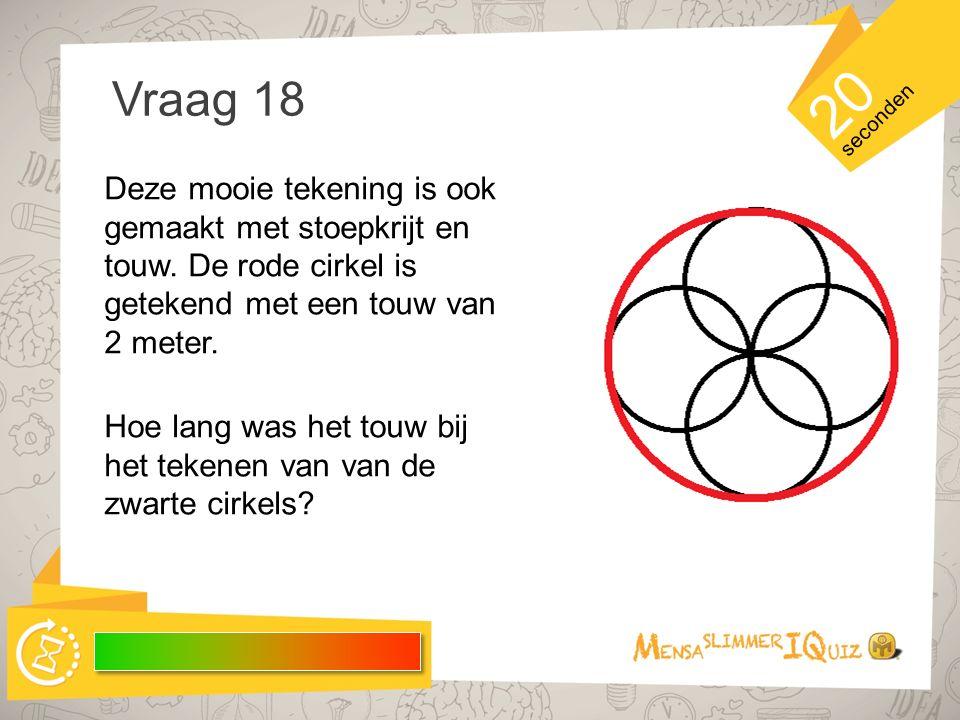 Voorbereiding vraag 18 Hier is een filmpje over hoe je met stoepkrijt en touw een mooie mandala tekent op het schoolplein. Het gaat nu vooral om die e