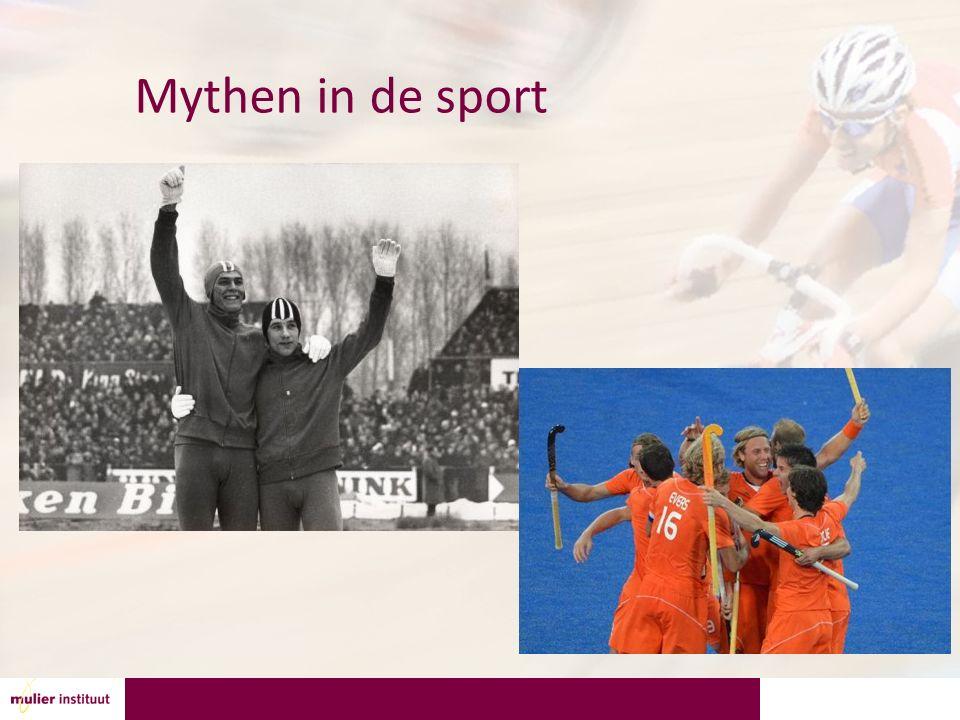 Mythen in de sport