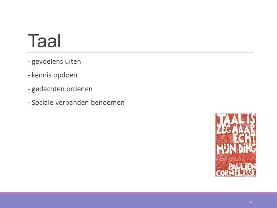 Taalproblemen - Leerproblemen - Problemen met emotieregulatie - Problemen in sociale situaties - Samenhang met latere problemen (verslaving, criminaliteit) 5