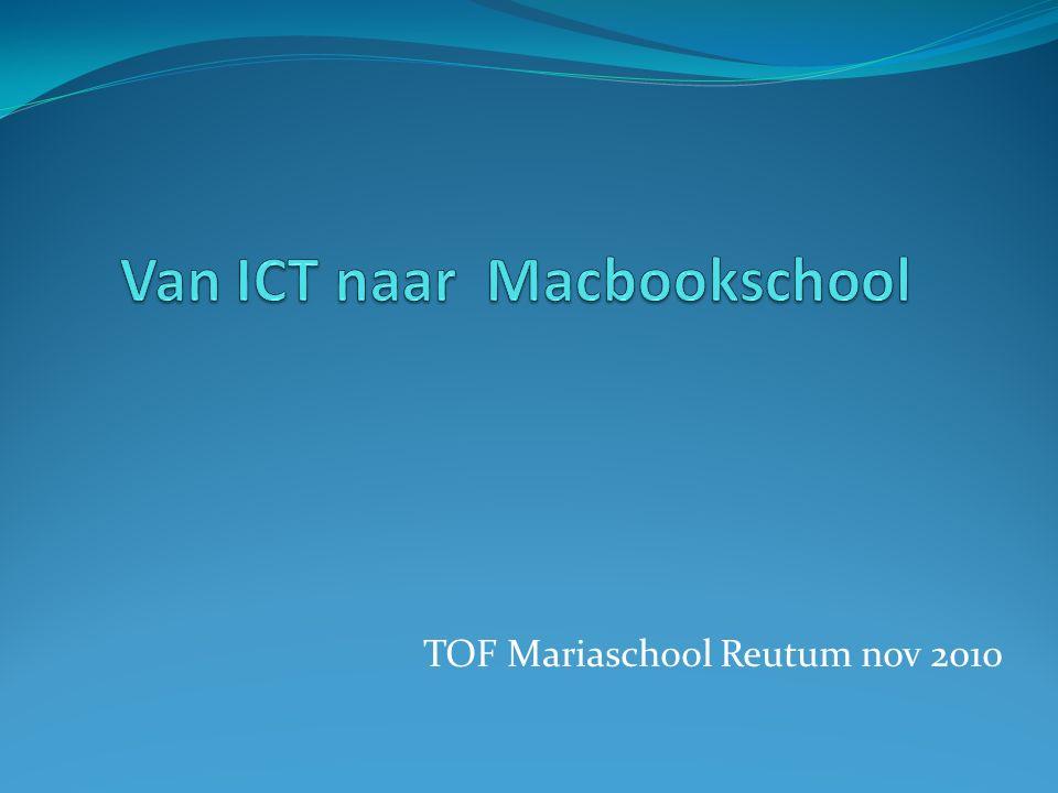 TOF Mariaschool Reutum nov 2010