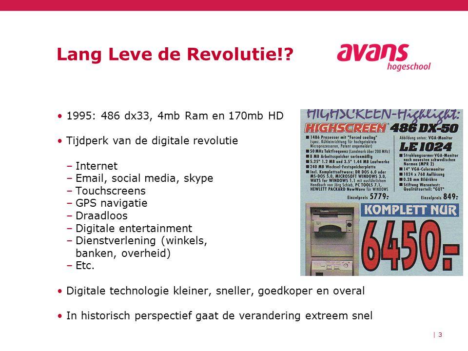 Kenmerk:1 oktober 2014 Lang Leve de Revolutie!.