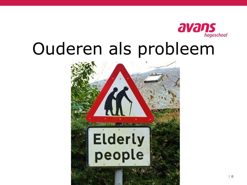 Kenmerk:1 oktober 2014 Ouderen als probleem | 6