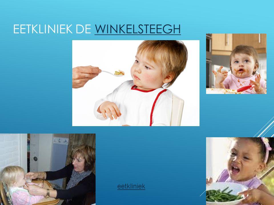 EETKLINIEK DE WINKELSTEEGHWINKELSTEEGH eetkliniek