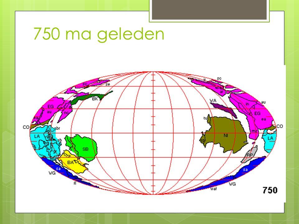 750 ma geleden