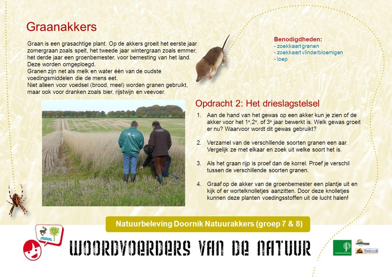 Heggen vlechten Natuurbeleving Doornik Natuurakkers (groep 7 & 8) De heggen zijn aangelegd door mensen en worden door mensen onderhouden.