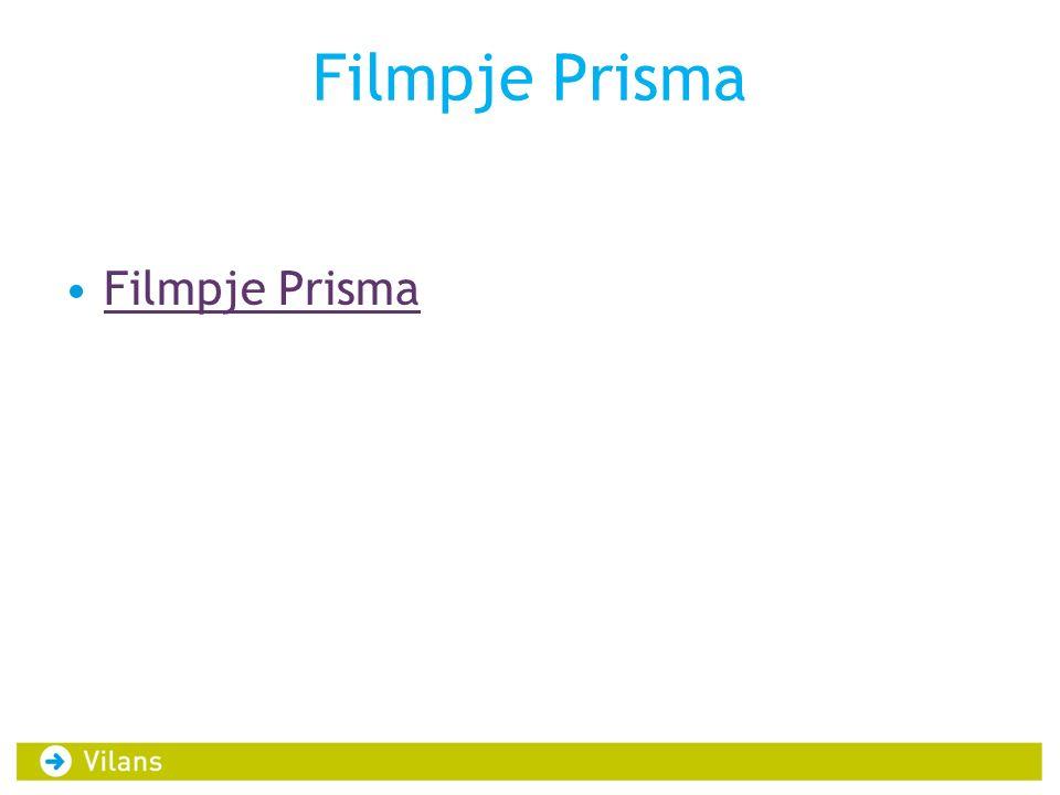 Geluk volgens Prisma