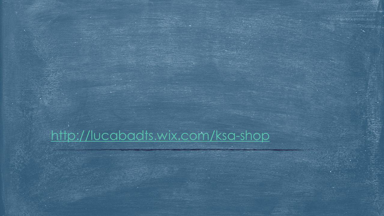 http://lucabadts.wix.com/ksa-shop