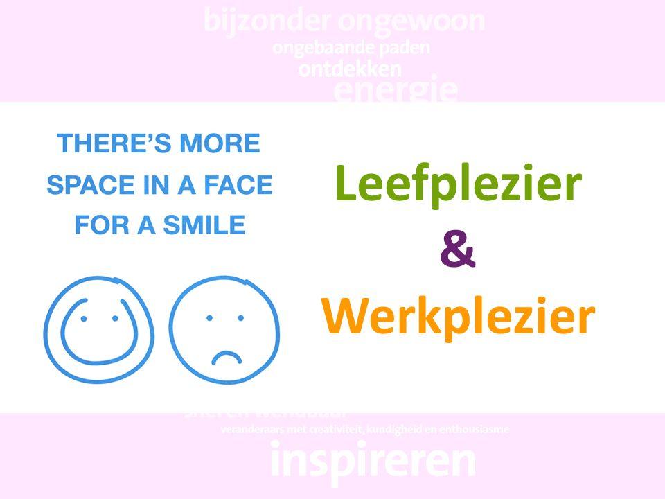 Leefplezier & Werkplezier