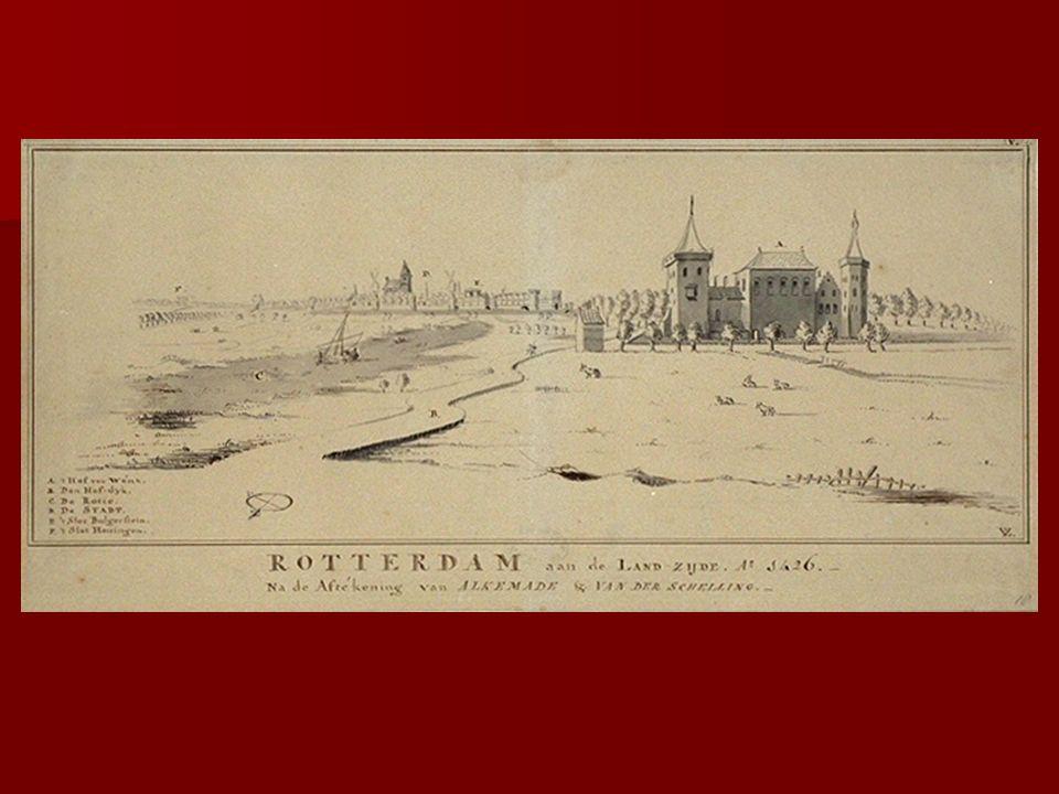 Titel: Rotterdam, eine in Sud Holland an der Maas gelegen, und nach Amsterdam die gröste und Reeichste Holländische Stadt.....