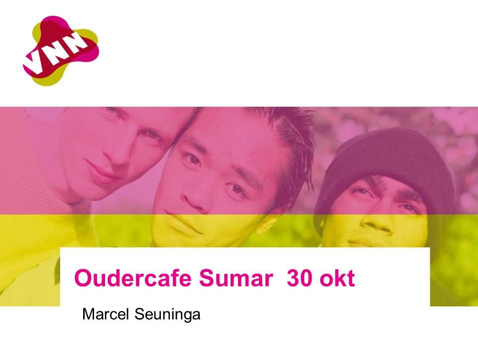 Oudercafe Sumar 30 okt Marcel Seuninga