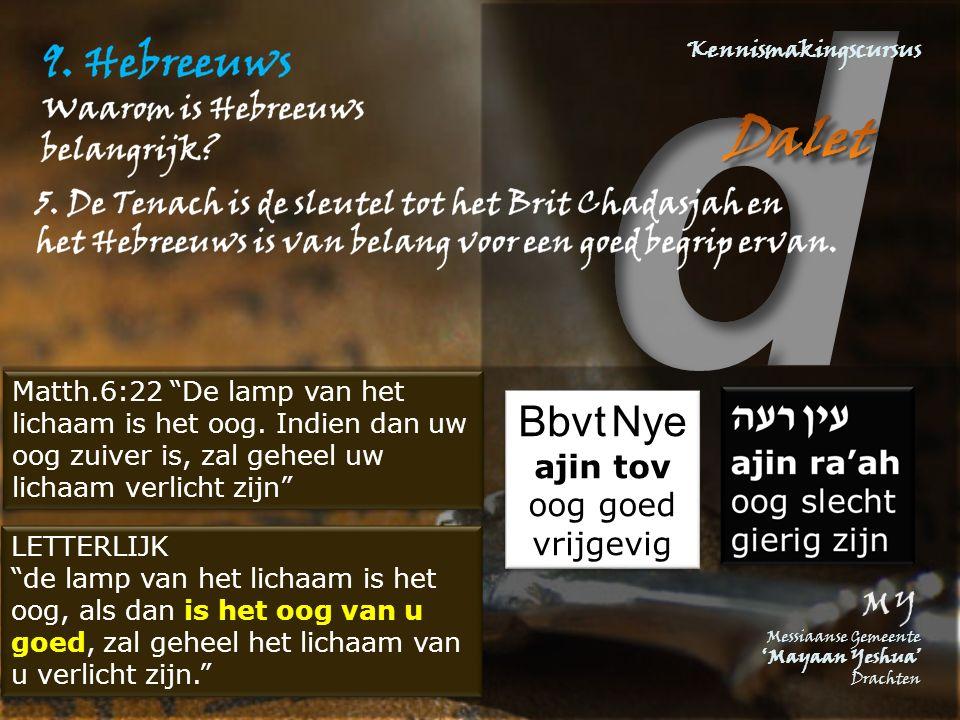 """Matth.6:22 """"De lamp van het lichaam is het oog. Indien dan uw oog zuiver is, zal geheel uw lichaam verlicht zijn"""" LETTERLIJK """"de lamp van het lichaam"""