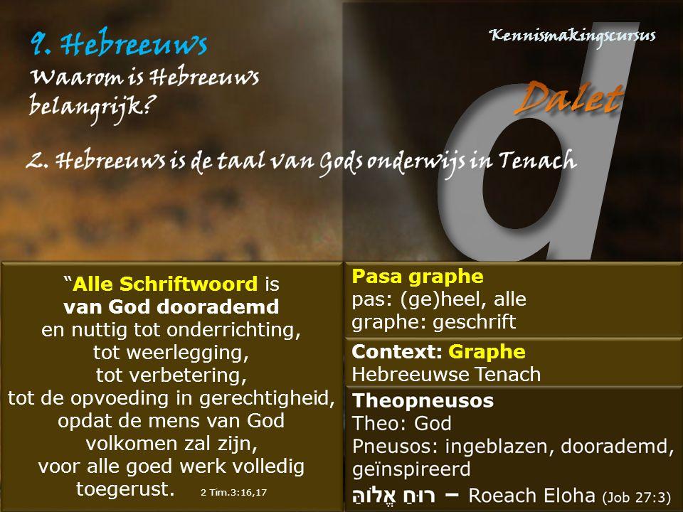 De teksten staan altijd zowel in het Hebreeuws (getranslitereerd) en in het Nederlands.