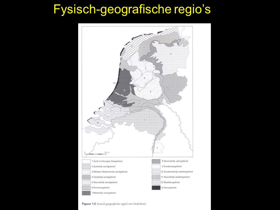 Gesteente Reliëf Klimaat Bodem Water Geologische Tijdschaal Geologische tijdschaal Holoceen