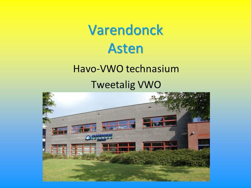Varendonck Asten Havo-VWO technasium Tweetalig VWO Hav