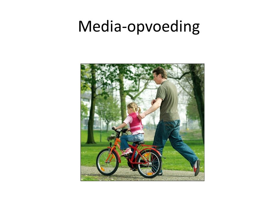 Media-opvoeding