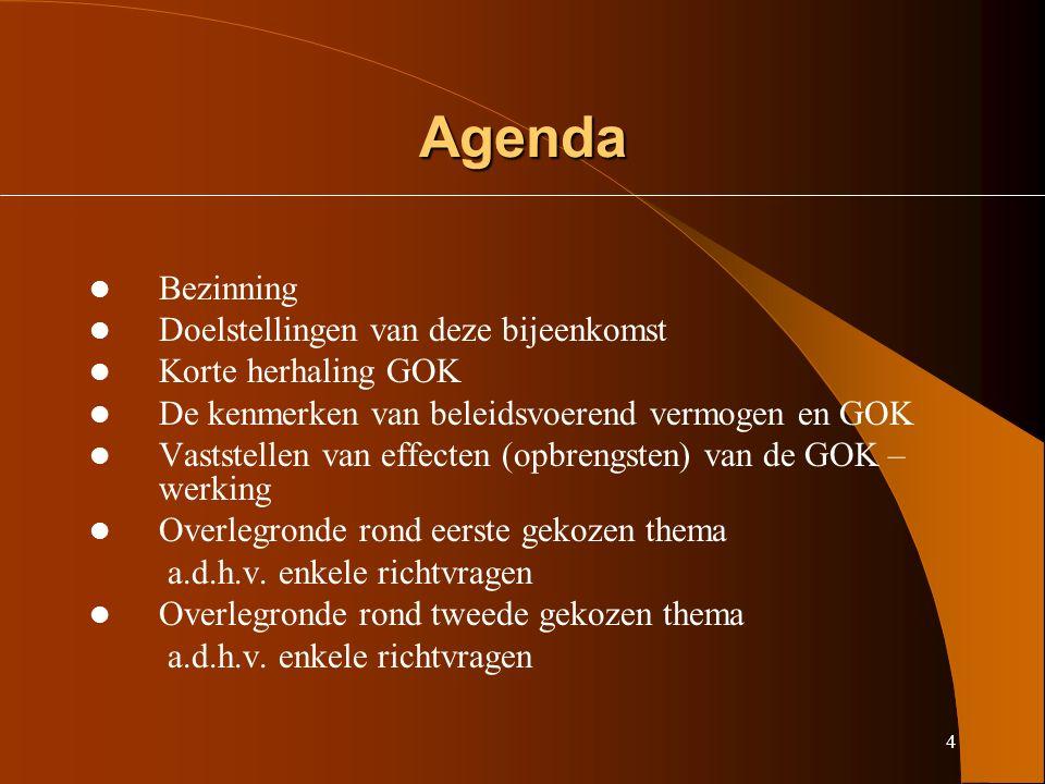 25 BVV en GOK (2) De wijze waarop een school omgaat met een vernieuwing als het gelijkeonderwijskansenbeleid, hangt in grote mate af van haar beleidsvoerend vermogen.