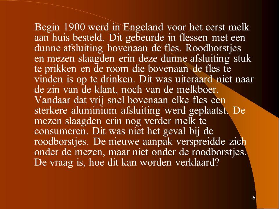 27 21-10-2003zelfevaluatie GOK2 Kwaliteitscirkel GOK 1.Leerlingen 8.