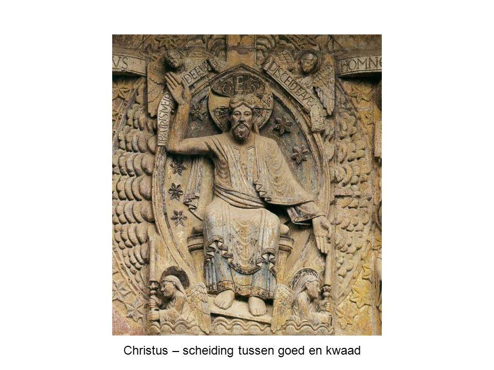Christus – scheiding tussen goed en kwaad