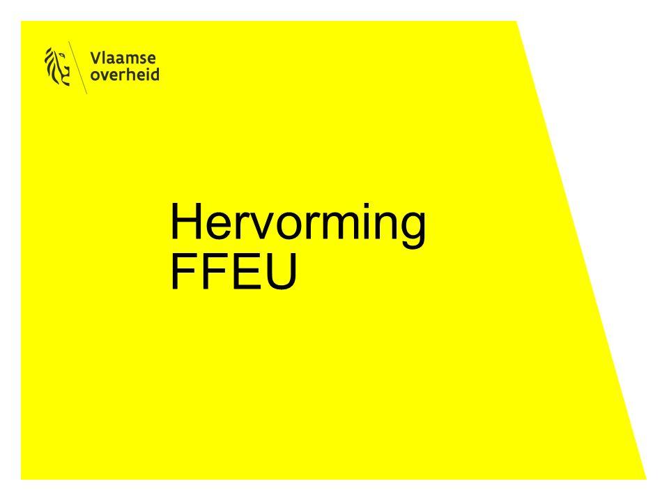 Hervorming FFEU