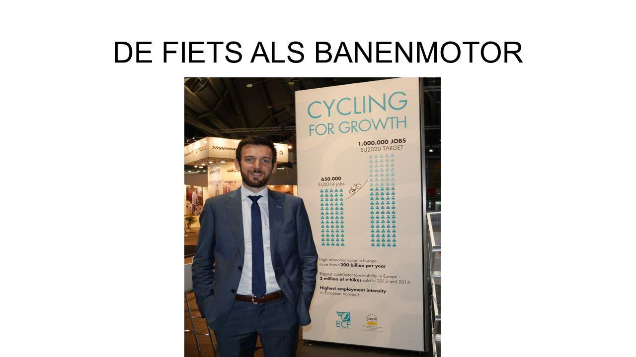 DE FIETS ALS BANENMOTOR