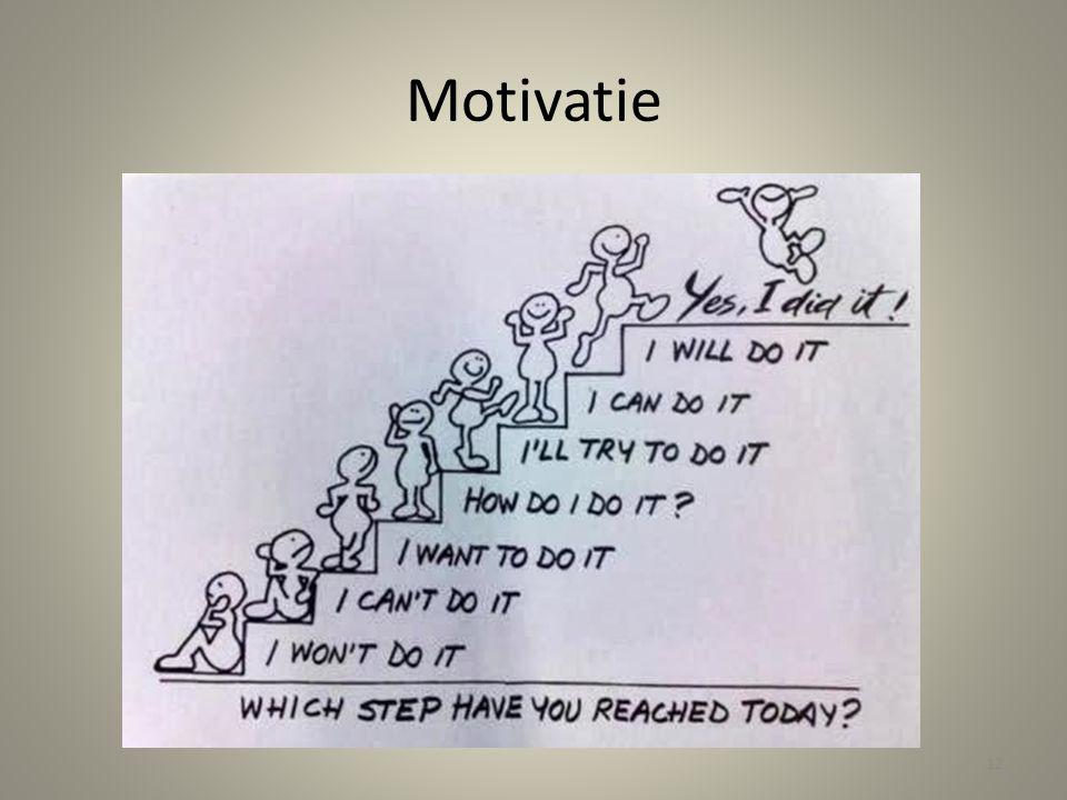 Motivatie 12