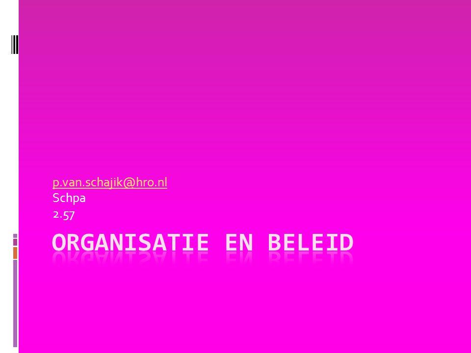 p.van.schajik@hro.nl Schpa 2.57