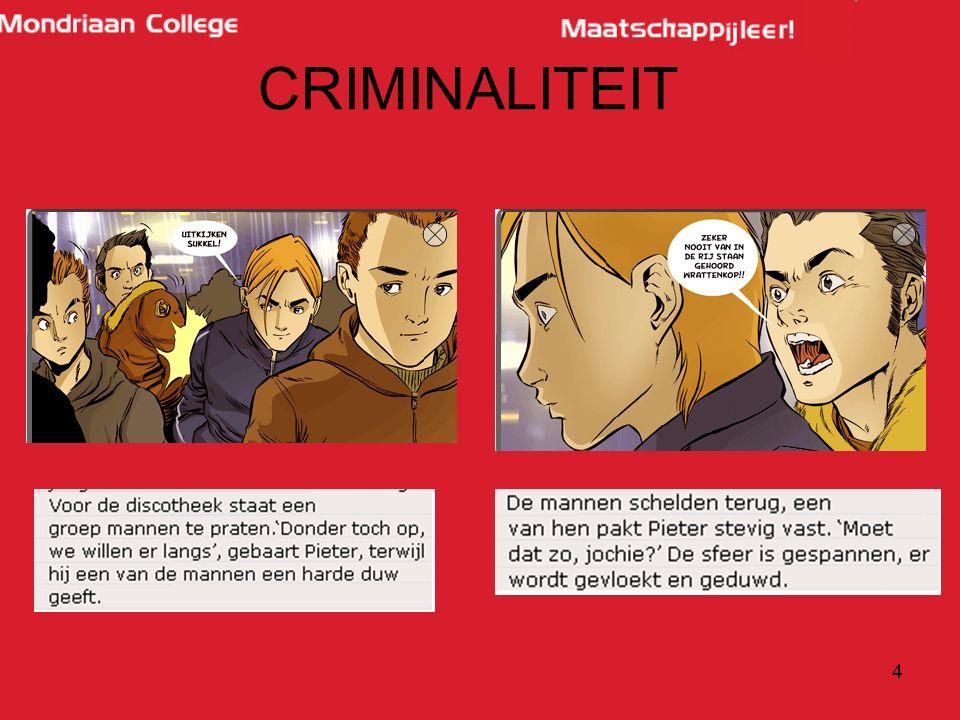 25 H4: Oorzaken van criminaliteit