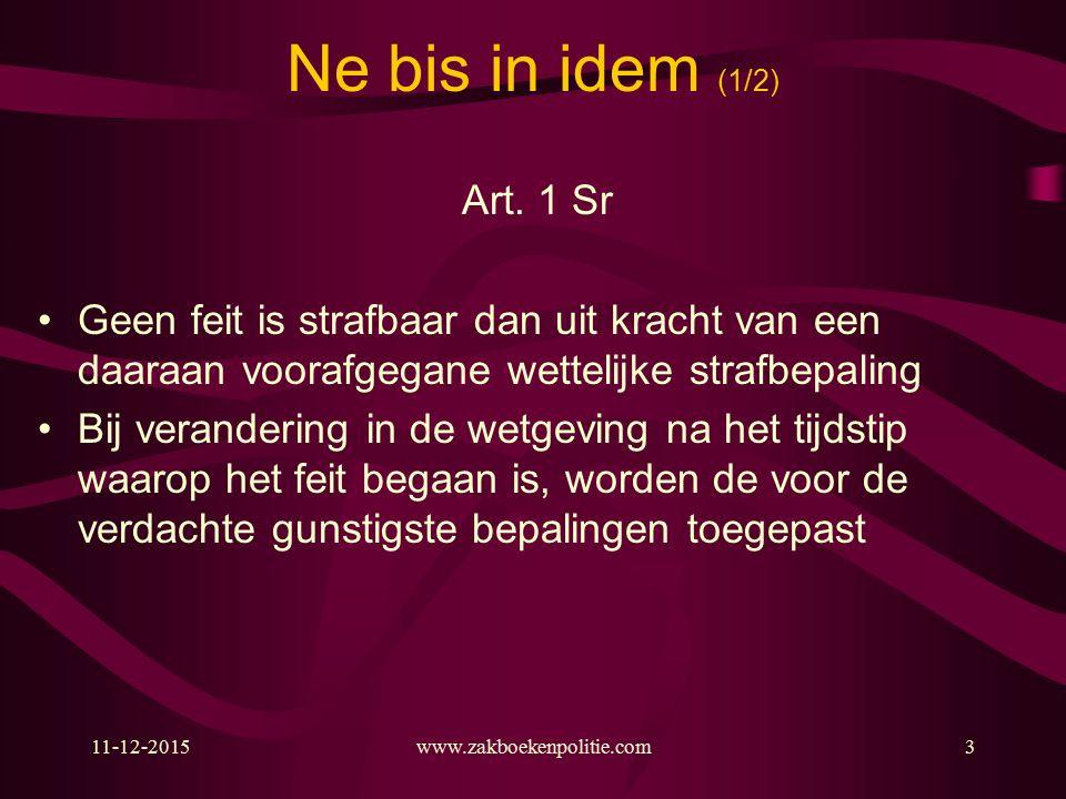 11-12-2015www.zakboekenpolitie.com204 Ontucht met misbruik van gezag/vertrouwen (art.