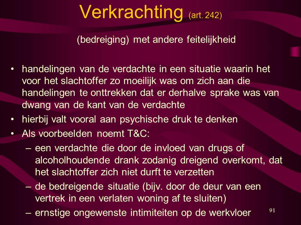 91 Verkrachting (art.