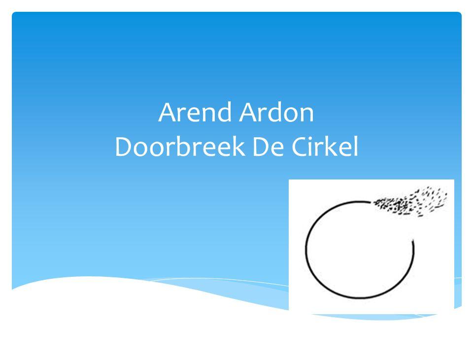 Arend Ardon Doorbreek De Cirkel