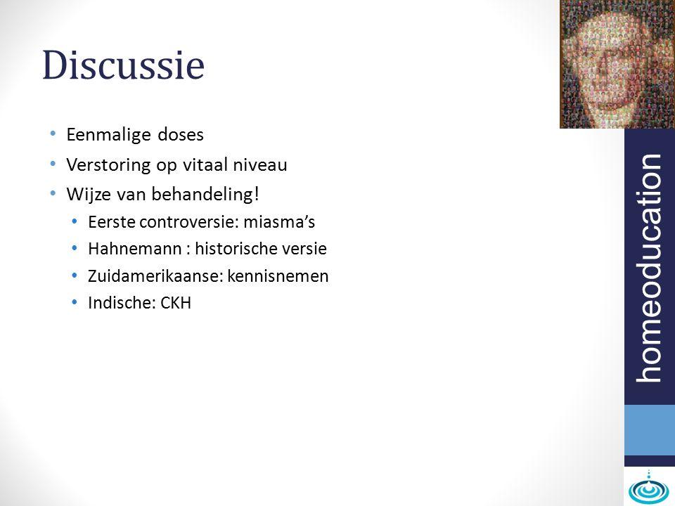 homeoducation Historiek Hahn.