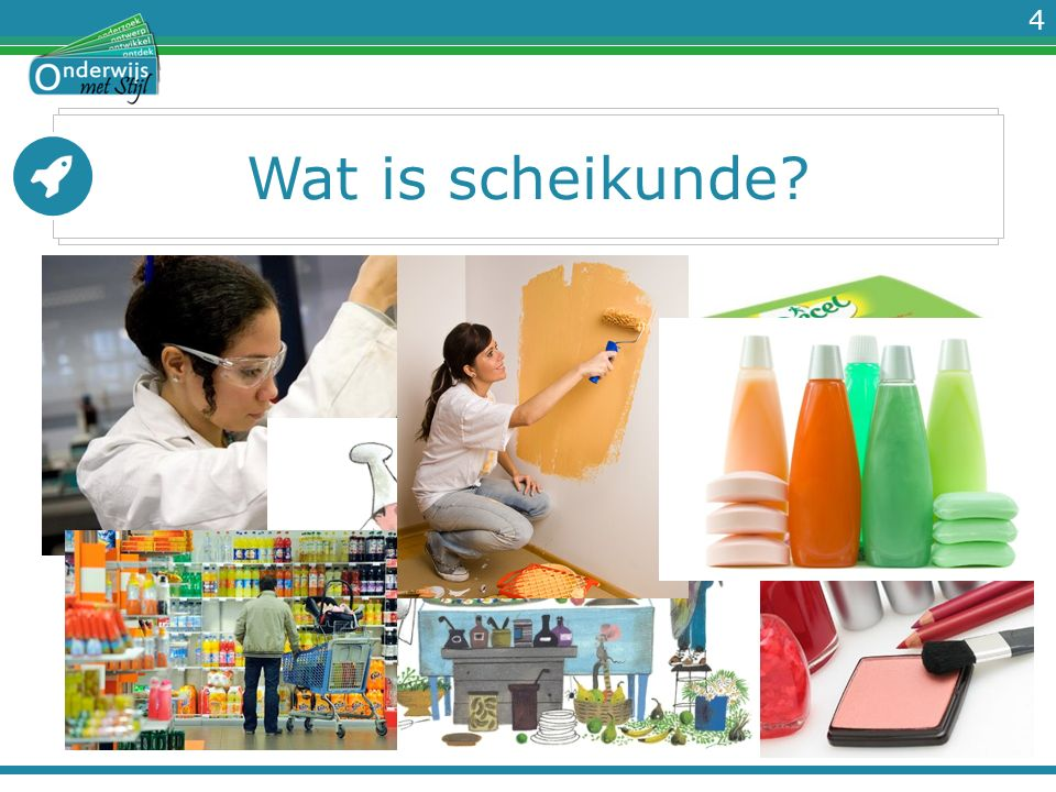 4 Wat is scheikunde?
