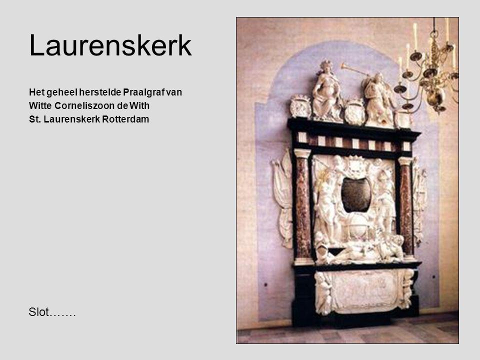 Orgel st.Laurenskerk