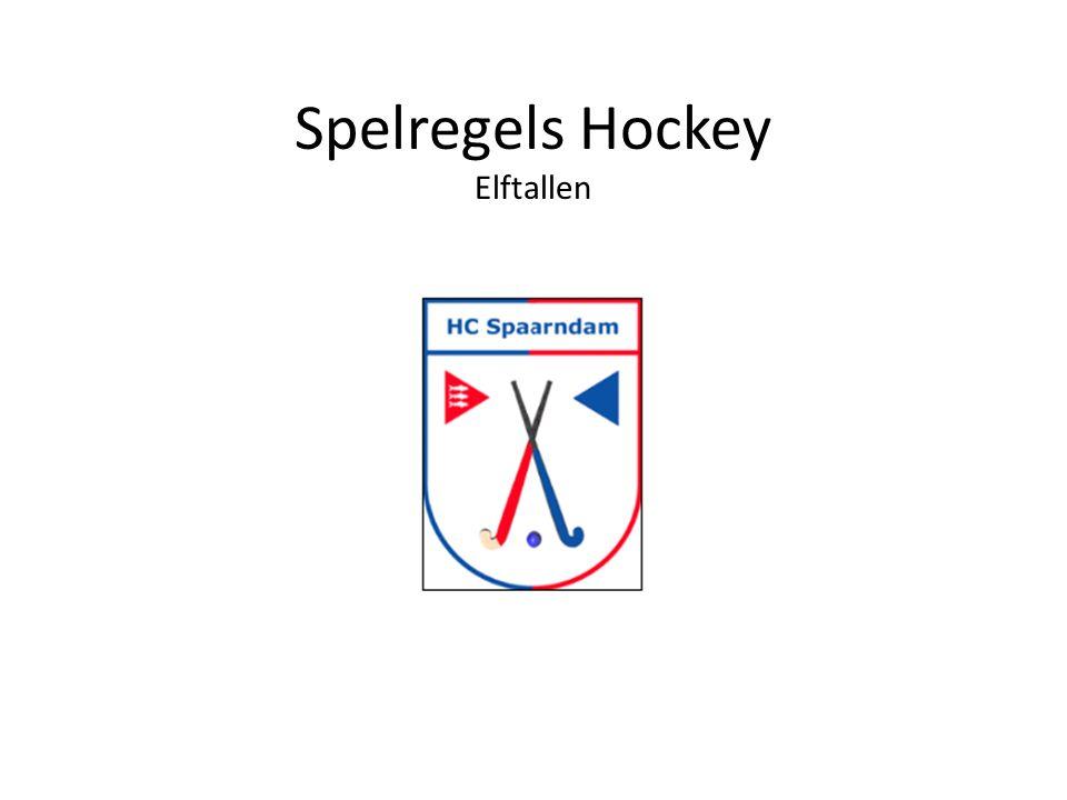 Spelregels Hockey Elftallen