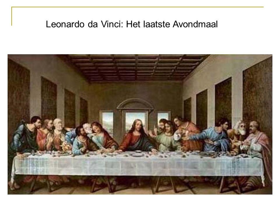 Leonardo da Vinci: Het laatste Avondmaal