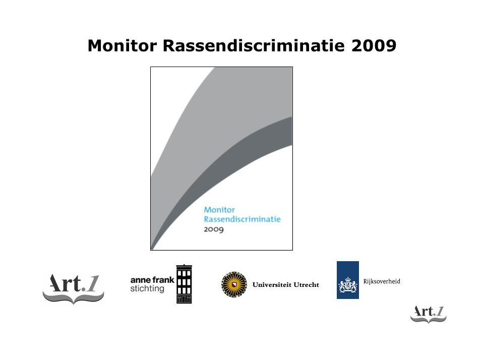 Monitor Rassendiscriminatie 2009