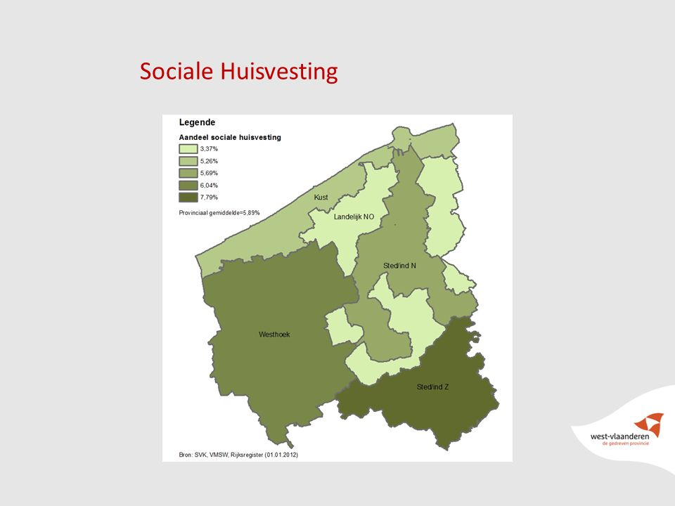 25 Sociale Huisvesting