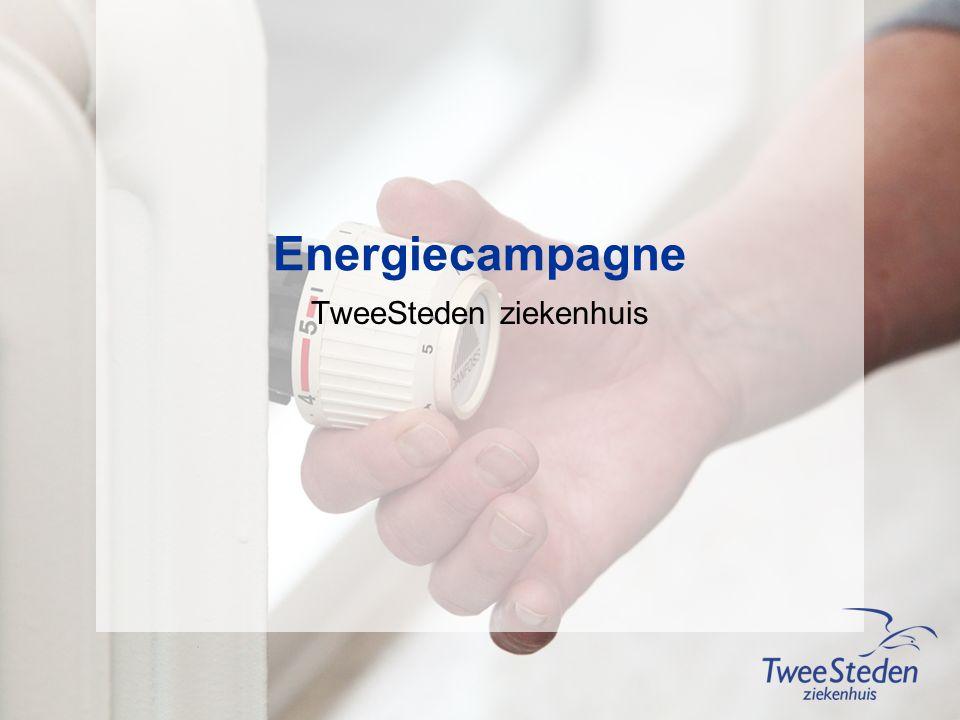 TweeSteden ziekenhuis Energiecampagne